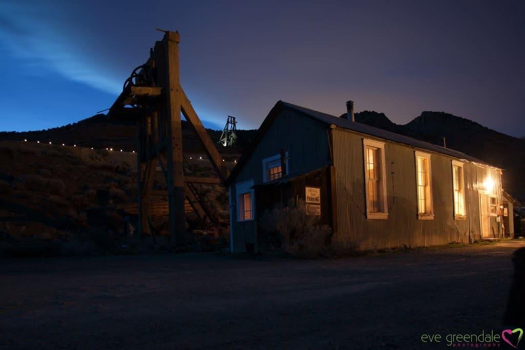 Charming historic cabin near virginia city nevada for Cabin rentals in nevada