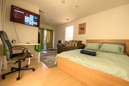 Private room w/Private entrance, 15 mins from D.C.
