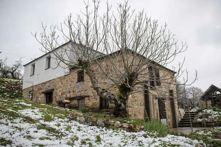 Preciosa casa enxebre al pie de Ancares Lucenses