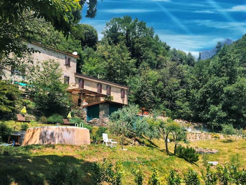 High Versilia holidays: nature, mountains and relaxation