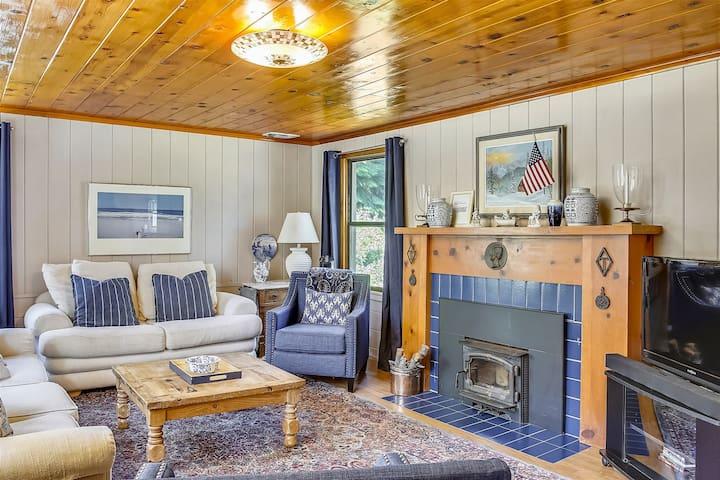 *Cedar Crest Cabin