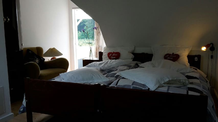 Fyn,double room No 7, Gislev, Funen