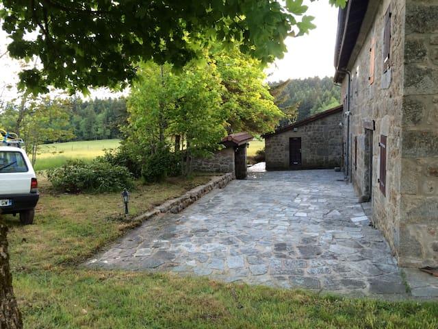 La tranquillité absolus - Saint-Régis-du-Coin - Hus
