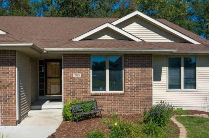 Charming Large home near Iowa State Fairgrounds