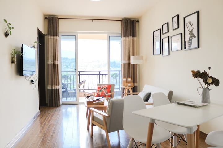 Wuyishan -「My home,your home」 ShanYu House - 武夷山市 - Appartement