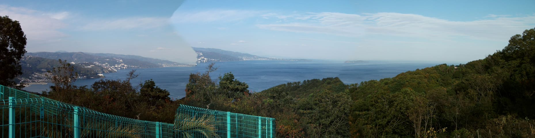 Hot spring with the house & Overlooking the sea. - Atami-shi - Maison