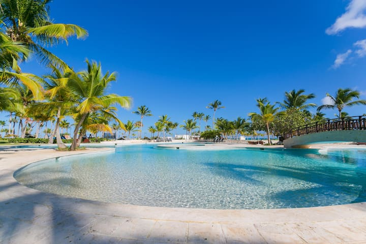 Big condo for groups in Punta Cana
