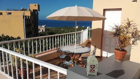 La Palma,Tazacorte , Una Ventana Al Atlántico .