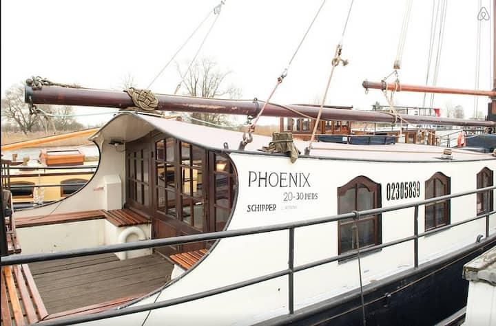 Sailing 'Phoenix' Amsterdam