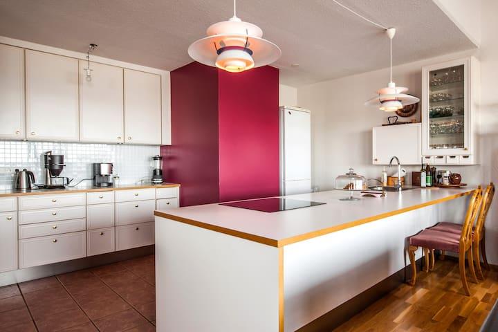 Comfortable double room downtown 1 - Reiquiavique - Apartamento