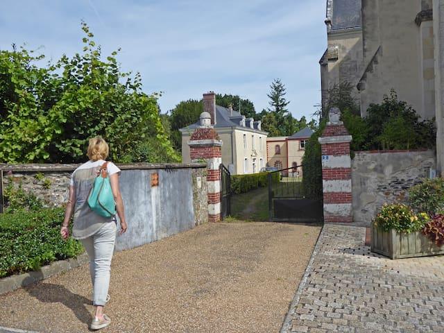 Villa le Presbytère - Deux chambres + dejeuner.
