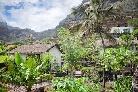 Cabo Verde erleben - Cha de Igreja - Bungaló