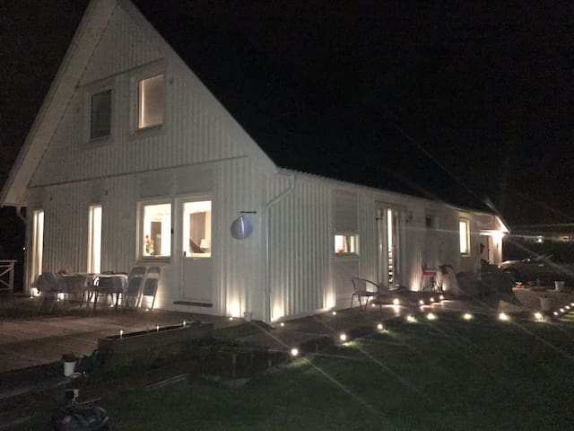 Modern house 7 room 20min from city