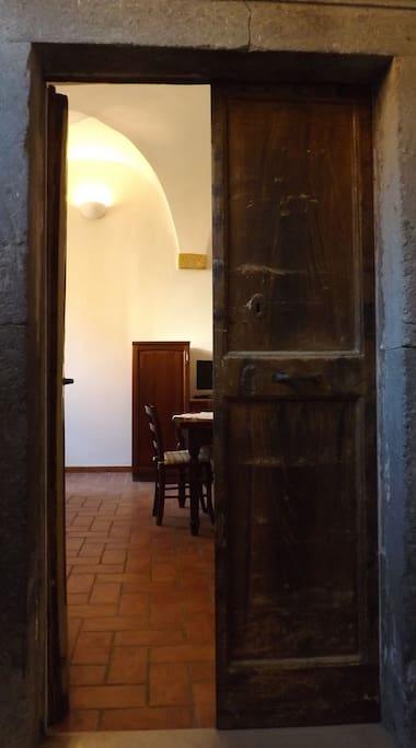 Porta entrata appartamento/Flat entry door