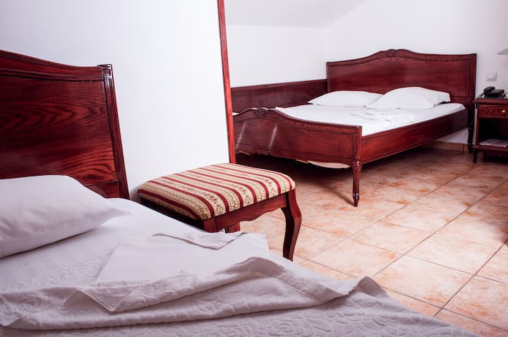Hotel Vila Lux, triple room
