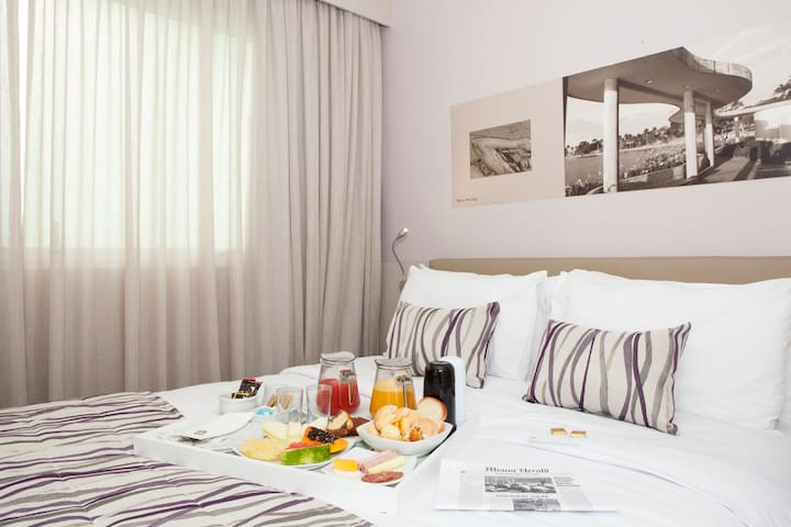 Pampulha Design Hotel - Apto Superior - Belo Horizonte - Bed & Breakfast