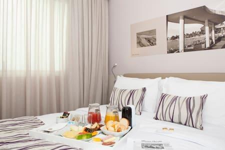 Pampulha Design Hotel - Apto Superior - Belo Horizonte