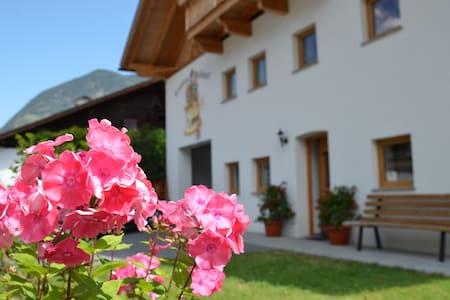 Urlaub im Herzen Tirols - Appartement Blockkogel - Umhausen