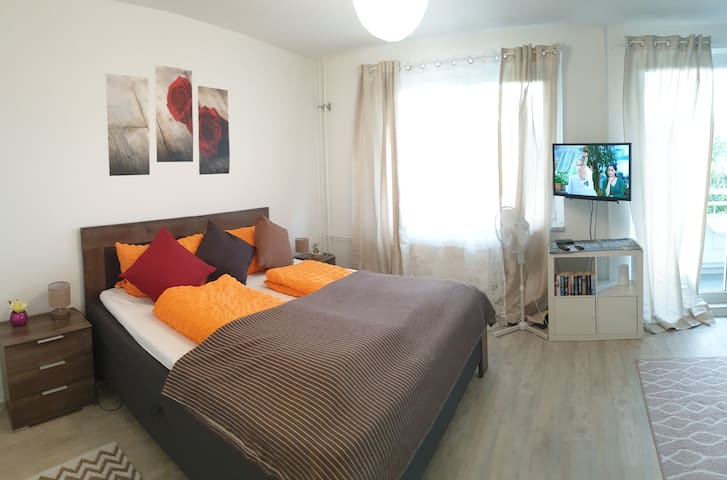 COSY New Apartment near the Light 3D CINEMA ***