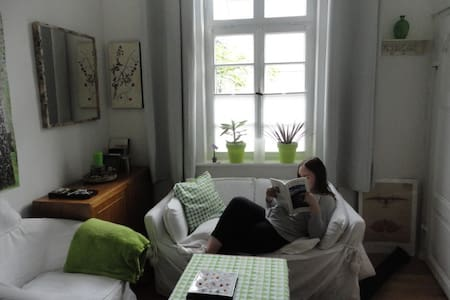 Helles, freundliches Appartement - Brilon - Apartamento