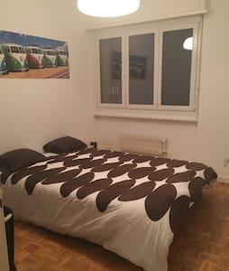 Central Room in Geneva - 10mn Geneva Motor Show - Onex - Apartment