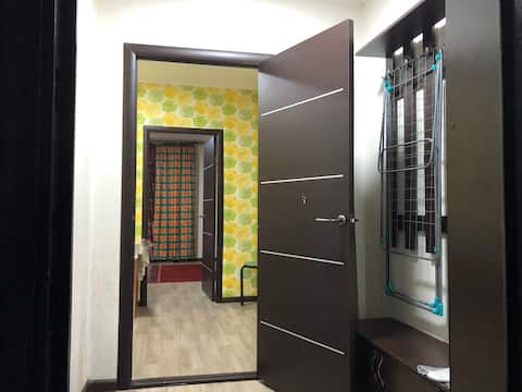 Private sector apartment