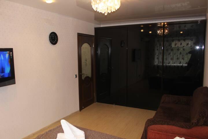 Квартира в центре Архангельска рядом ЖД Вокзал