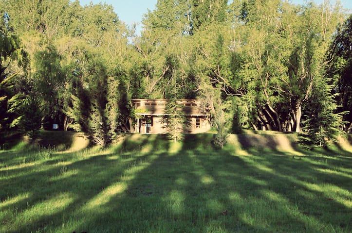 La Pasto Verde, casa de descanso.