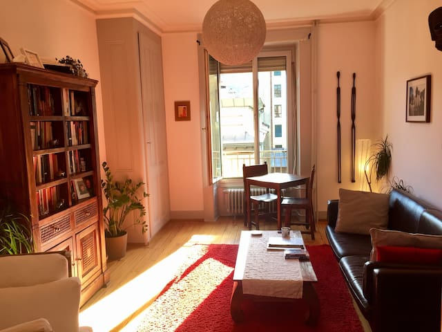 Cozy & comfortable, central Geneva - Женева - Квартира