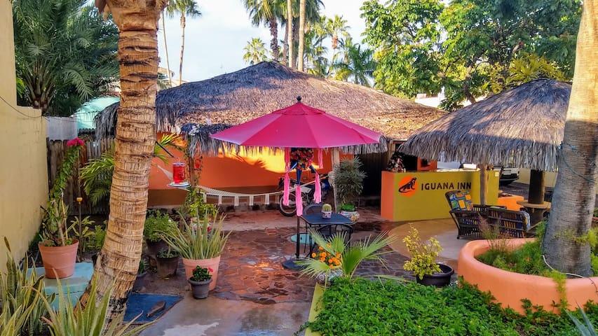 Iguana Inn Loreto - Casita #2 - Heart of Loreto