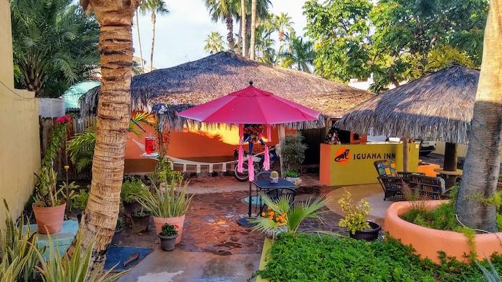 Iguana Inn Loreto - Casita #1 - Heart of Loreto