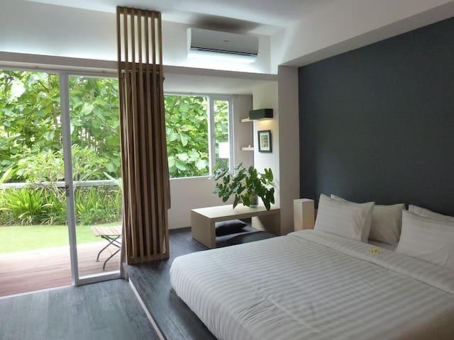 Cozy & Minimalist Room in Nusa Dua