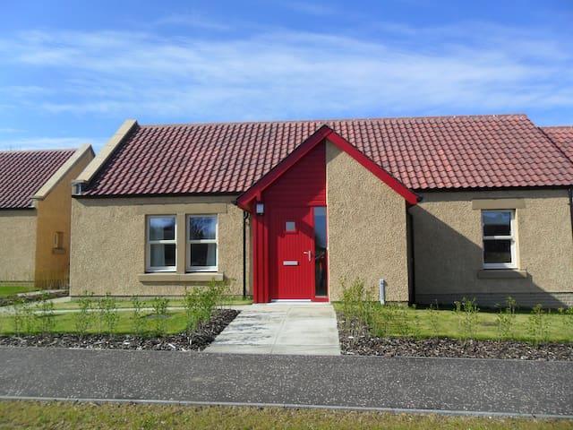 Kingsbarns bungalow-near St Andrews - Fife - Hus
