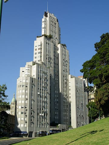 Edificio Kavanagh.