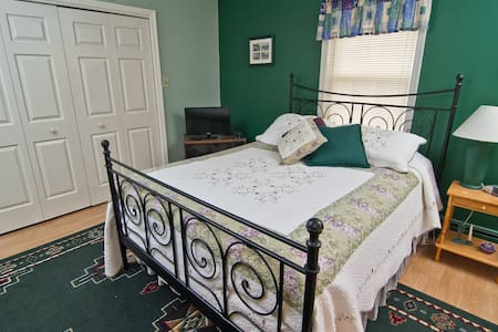 Green Room - Philadelphia - Bed & Breakfast