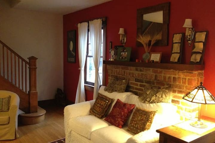 Quiet 1BD in Historic Takoma Park