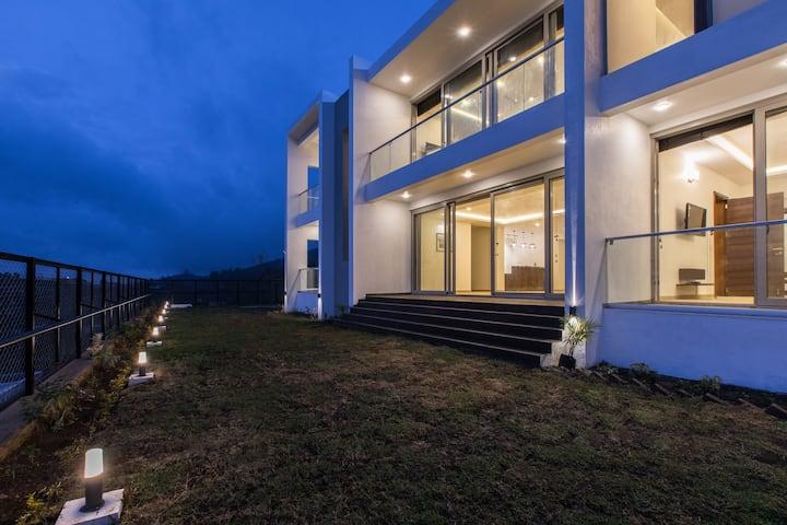 Kodaikanal Luxury Villa - Silver Mist