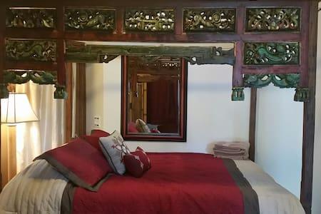Eco-Retreat: Bali Hai Room-Standard - Bed & Breakfast