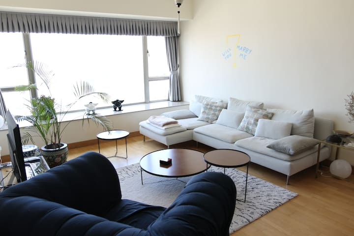 Taipa Center Sea view Apartment