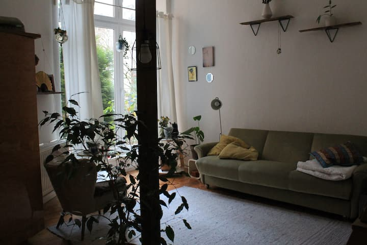 Cozy apartment in the middle of Schillerkiez