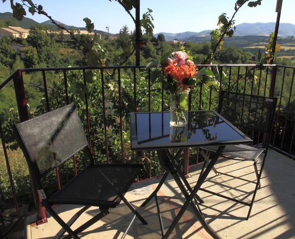 Maison de village dans un cadre idéal en Provence