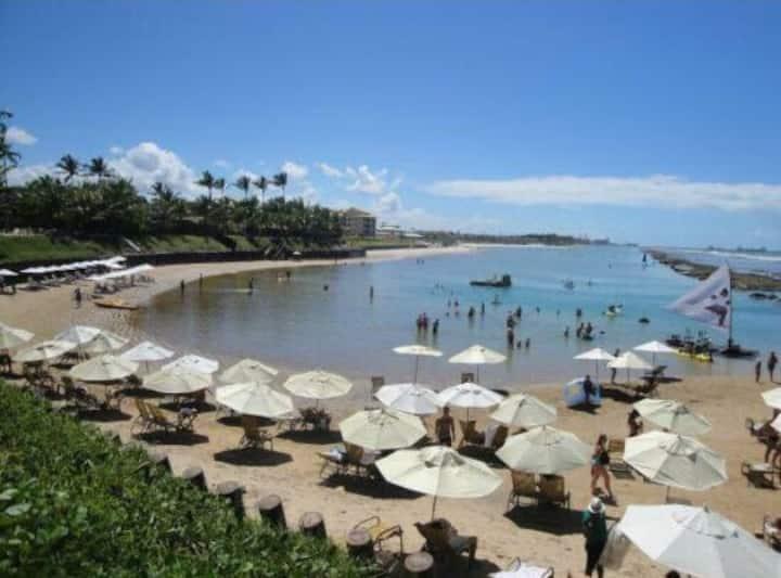 Big Flat beira mar Nannai Residence