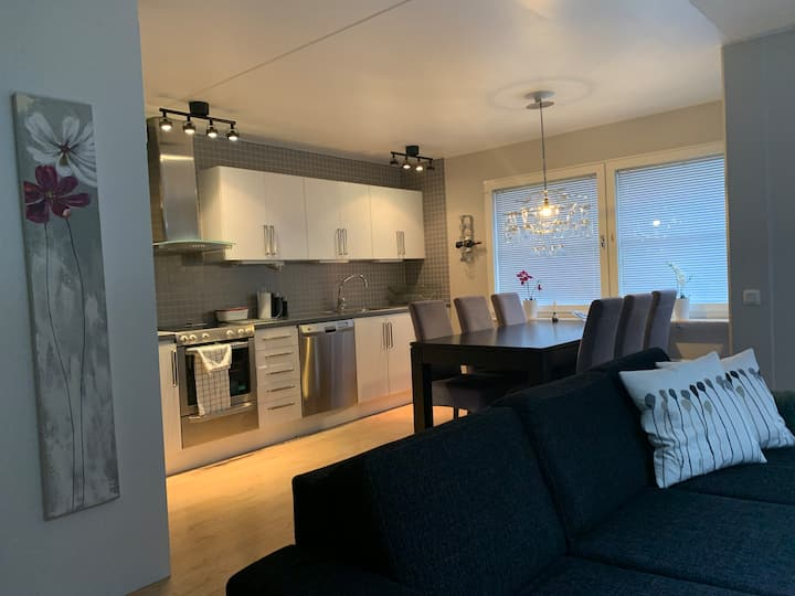 Modern and clean apartment in Sundbyberg