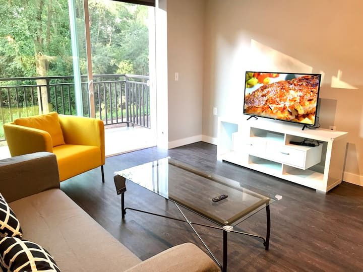 NEW apartment with full facilities #105