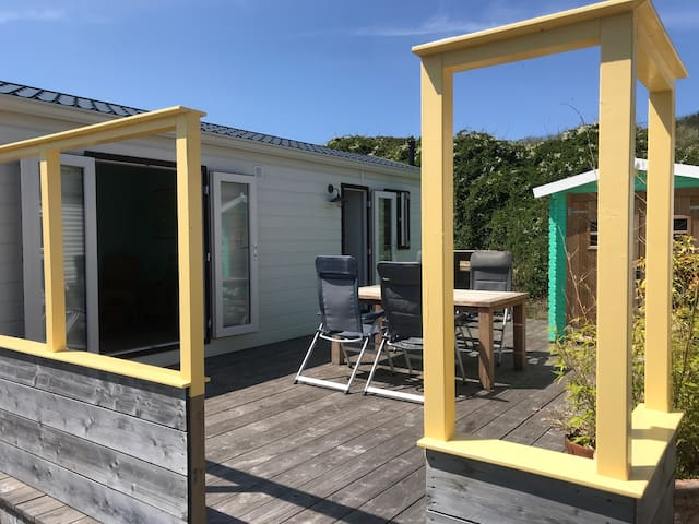 Summer house on the Dutch coast
