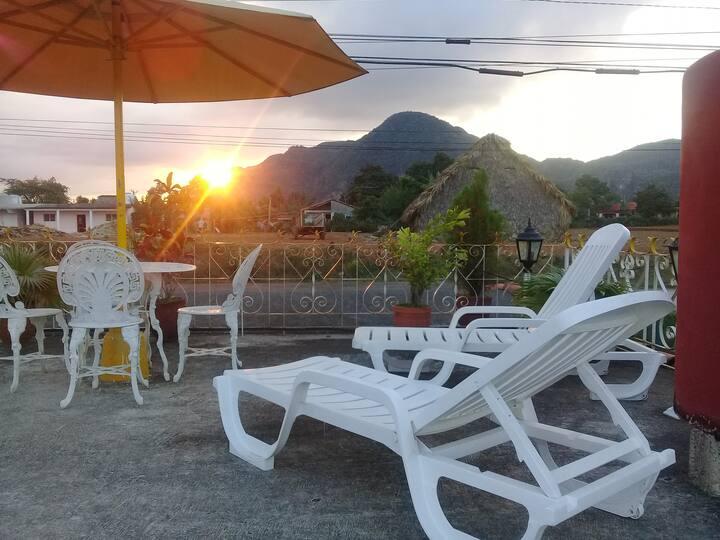 Villa El Ranchon Ignacio y Raiza 2+WIFI 1Hour Free