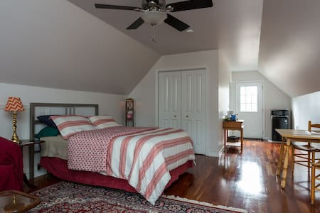 Rural Respite - Lexington - Loft