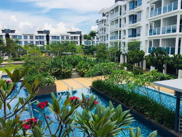 Greenhill View, Apartment Putra 1, Bdr Seri Putra