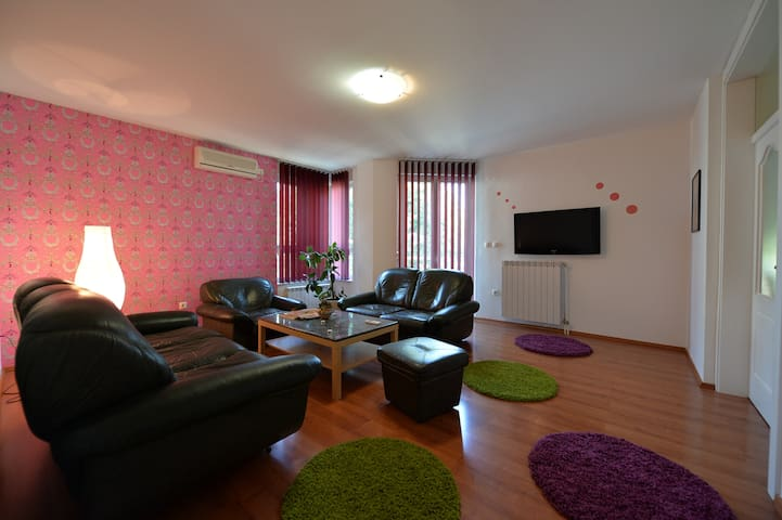 Lucky strike - Novi Sad - Apartamento