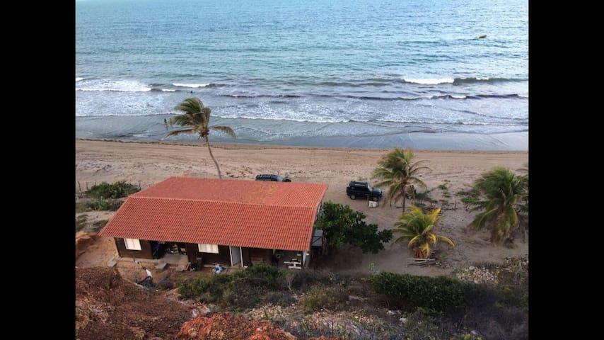 Casa de Praia da Família Holanda - Férias Icapuí !